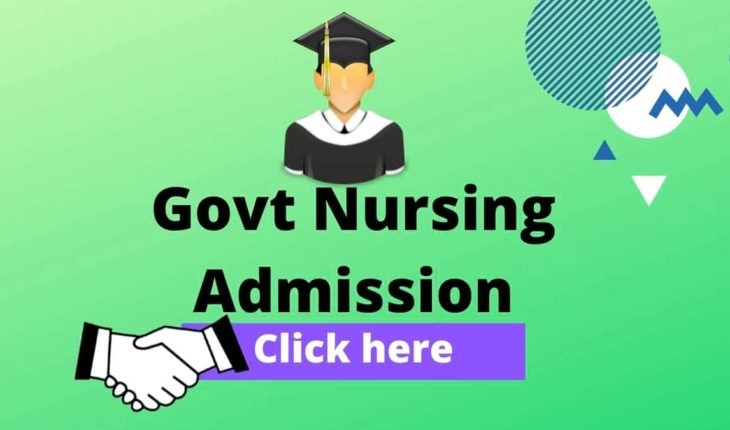 Diploma in nursing and midwifery admission circular