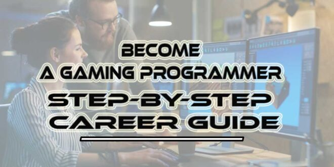 Become a Gaming Programmer