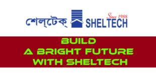 Sheltech Private Company Limited job circular