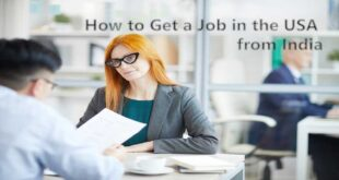 How to get a job in the USA from India